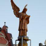 Engel auf dem Weihnachtsmarkt Memmingen