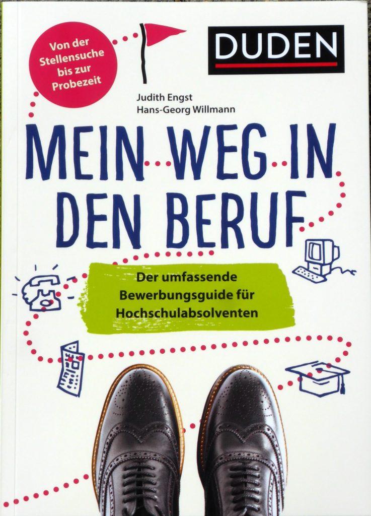 Cover des Duden-Ratgebers Mein Weg in den Beruf