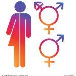 gendergerechte Geschlechtersymbole