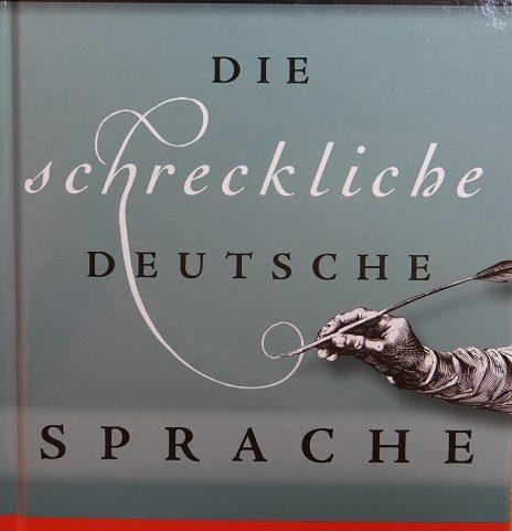 Cover - Die schreckliche deutsche Sprache von Mark Twain