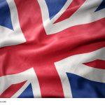 englische Nationalfahne